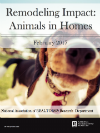 Remodeling Impact: Animals in Homes Cover