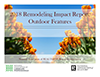 Remodeling Impact Report: Outdoor Features Cover