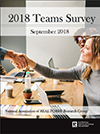 Cover of the 2018 Teams Survey