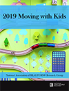 Cover of the 2019 Moving With Kids report