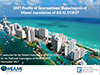 Cover of the 2017 Profile of International Homebuyers of Miami Association of REALTORS®