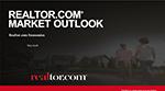 Cover of Danielle Hale's presentation slides: Realtor.com Market Outlook
