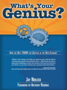 What's Your Genius by Jay Niblick