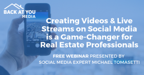 "Back at You Media ""Creating Live Videos"" Webinar"