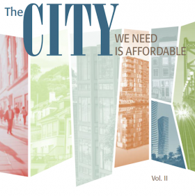 Book Cover The City We Need Is Affordable, Vol. 2