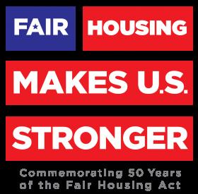 Fair Housing logo
