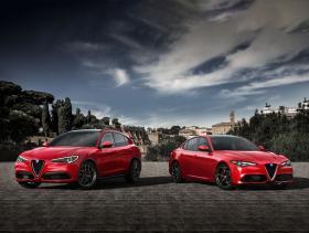 Alfa Romeo Giulia and Stelvio