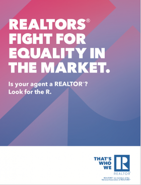 REALTORS®Fight for Equality in the Market