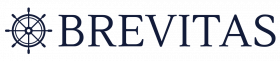 Logo for Brevitas with wheel logo