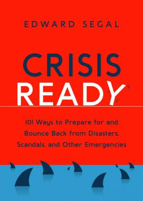 Book cover of Crisis Ready by Edward Segal