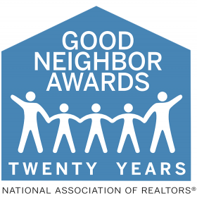 Good Neighbor Awards (Twenty Years) Logo