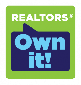 REALTORS® Own It logo