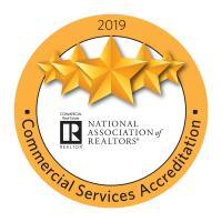 2019 NAR Commercial CSA 5-Star logo