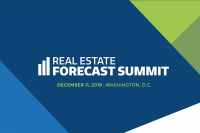 Cover of the 2019 NAR Real Estate Forecast Summit Speaker Slides