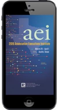 AEI 2019 mobile app