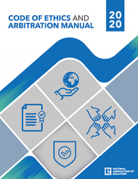 Code of Ethics & Arbitration Manual 2020