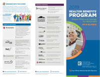Benefits Partners At-a-Glance Grid Brochure