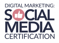 Logo: Digital Marketing Social Media certification