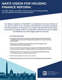 Housing Finance Reform Overview Document Thumbnail