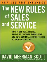 eBook Cover The New Rules of Sales & Service