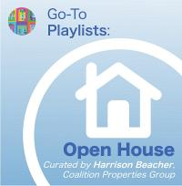 open house go-to playlist artwork